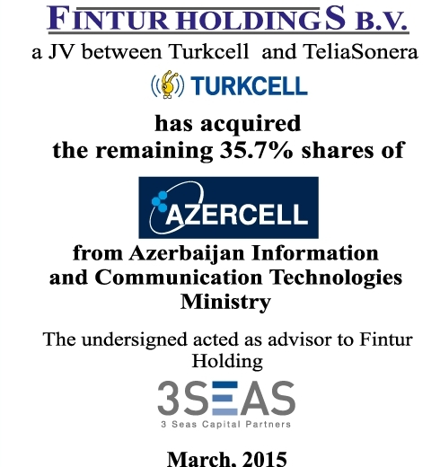 Fintur Holding | Azercell